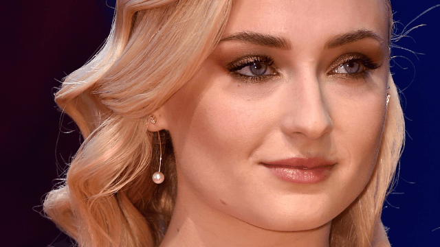 Everyone's talking about Sophie Turner's glam, grown-up look at the Venice Film Festival.