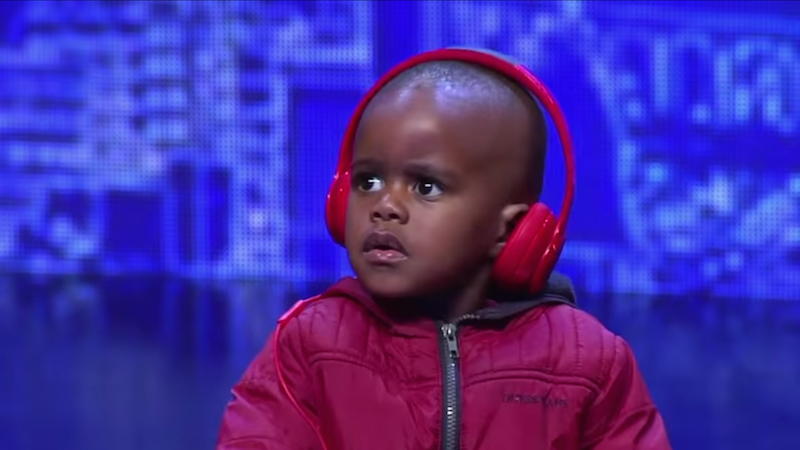 "Three-year-old 'Got Talent'-winning DJ is way better than your friend who ""curates parties."""