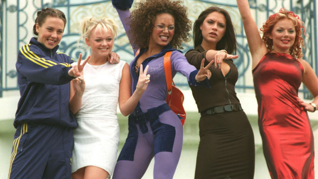 Spice Girls to reunite