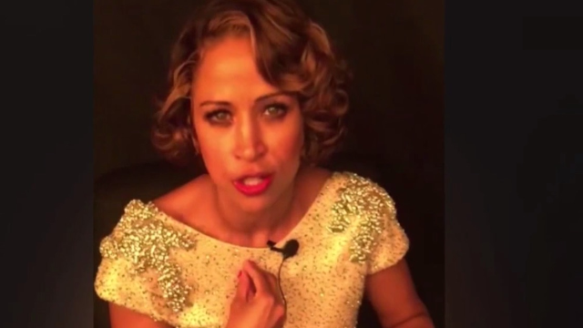 Stacey Dash reads mean tweets about her Oscars appearance, fails to make herself more sympathetic.
