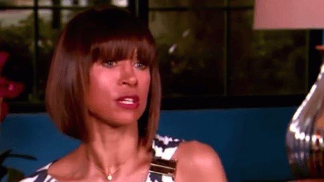 Stacey Dash, America's least helpful commentator, says trans people should pee 'in the bushes.'