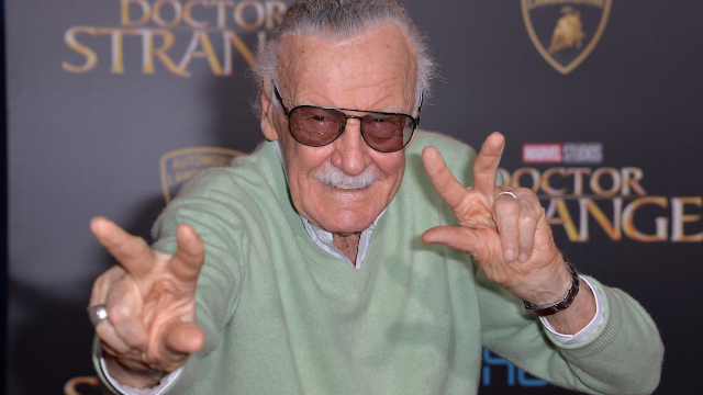 Stan Lee's takedown of racism from 1968 goes viral in wake of his death.