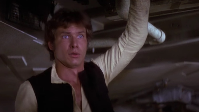 If the first 'Star Wars' came out today, here's what the trailer would look like. (Hint: Awesome.)