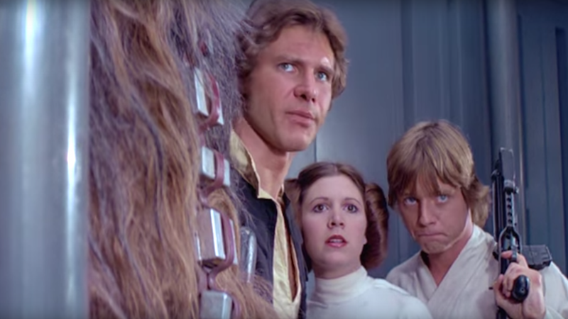 'Star Wars' gets a bad lip reading with help from Jack Black, Maya Rudolph, and Bill Hader.