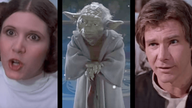 Celebrate 'Star Wars Day' with Jimmy Fallon's hilarious 'All Star' lip dub.