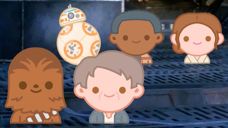 If you don't have time to rewatch 'The Force Awakens,' try this all-emoji version of the film.