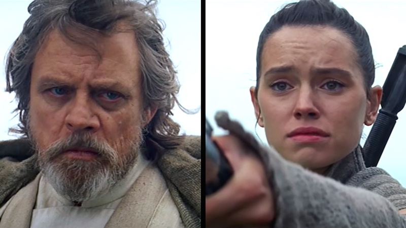 Someone realized there's an awesome trick hidden in the titles of the new 'Star Wars' movies.