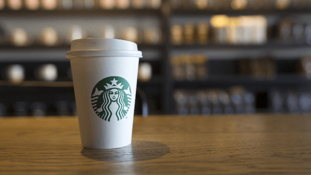 If your Starbucks cup looks like this, the barista is trolling you.