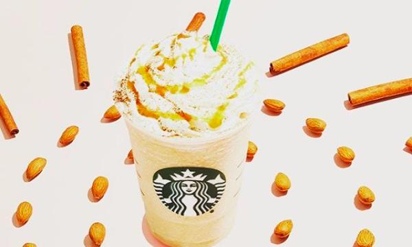 Starbucks Horchata Almondmilk Frappuccino: Perfect End of Summer Treat