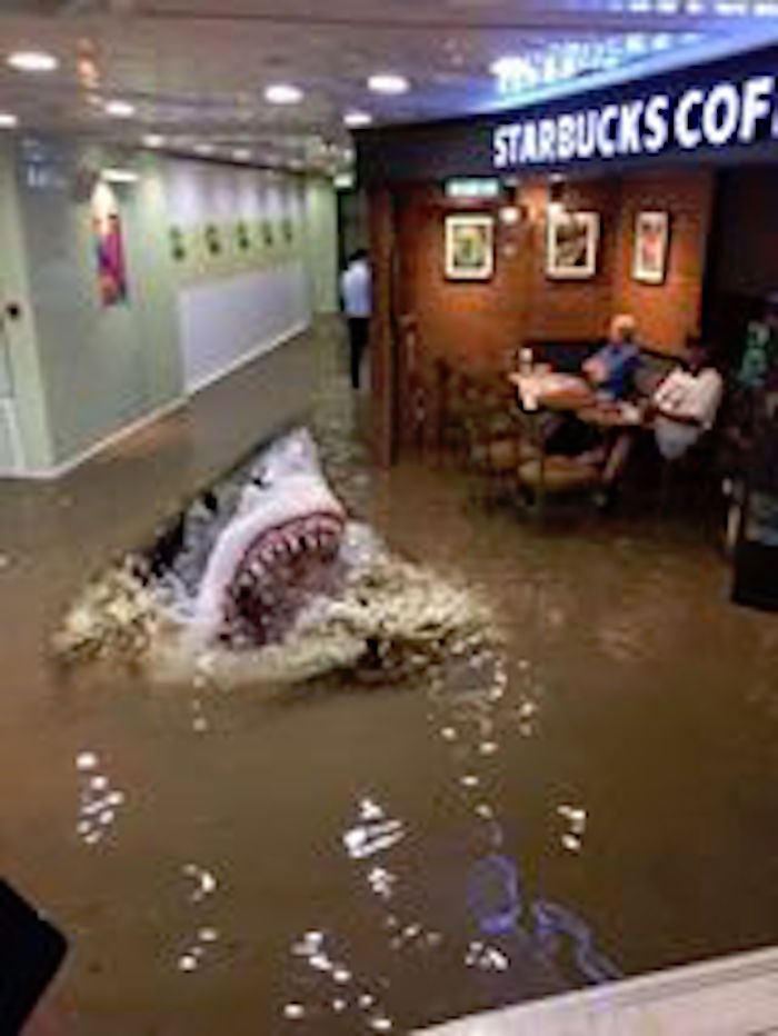 Starbucks Uncle: We're gonna need a bigger Starbucks