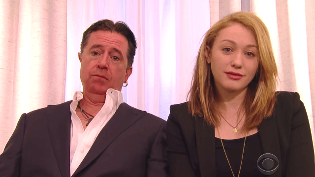Stephen Colbert issued his own reluctant apology to Australia, inspired by Johnny Depp and Amber Heard.