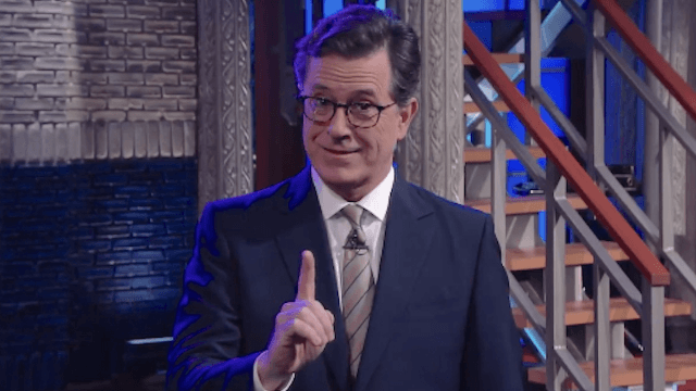 Stephen Colbert patiently explains the difference between assault and sex for Newt Gingrich.