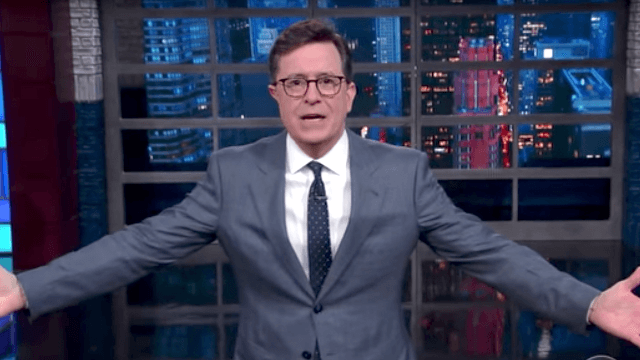 Stephen Colbert rips Republicans for celebrating their health care bill with Bud Lights.
