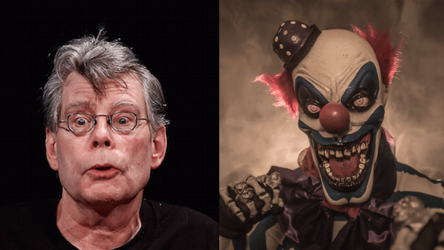 Stephen King explains why people are so afraid of clowns.