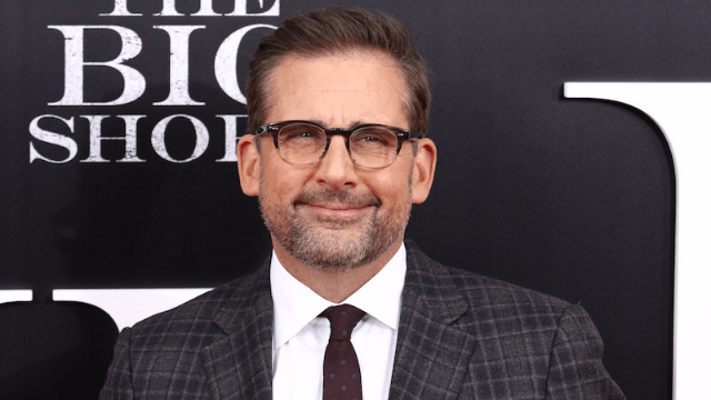 Steve Carell is playing with our fragile little hearts.