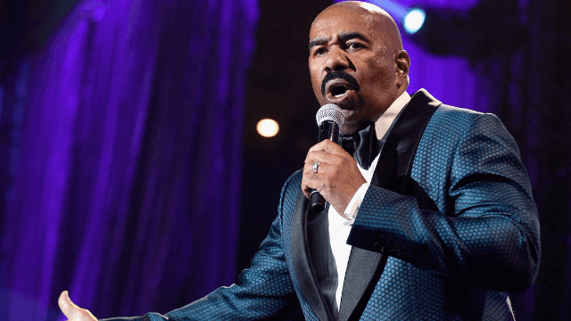 Steve Harvey defends that controversial staff memo: 'I don't apologize.'