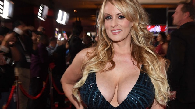13 savage clap-backs from Stormy Daniels, the porn star suing the president.