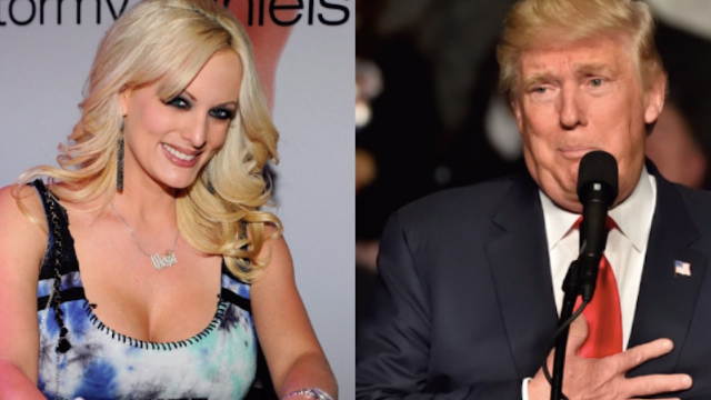 Stormy Daniels just put out a suspicious new statement ahead of her 'Kimmel' appearance.