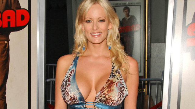 The 10 most WTF moments from the long-awaited Stormy Daniels 'In Touch' interview.