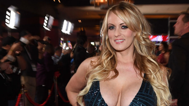 Stormy Daniels' lawyer appears to hint at possible sex tape in cryptic tweet. People are ready.