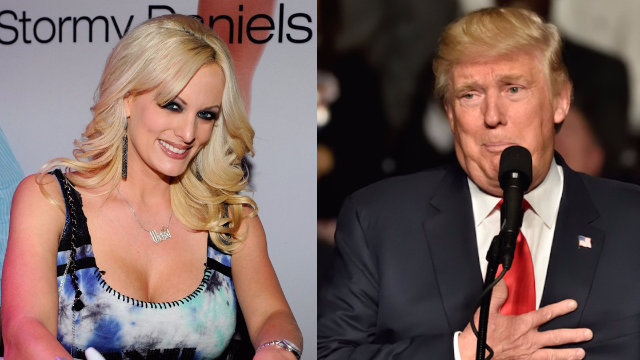 Stormy Daniels describes sex with Trump, kills the libido of the entire nation.