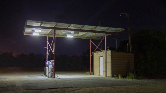 19 people share the strangest things they've witnessed at highway rest areas and truck stops.