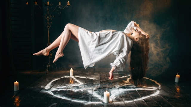 12 people share the strangest things that happened after they dabbled in the occult.