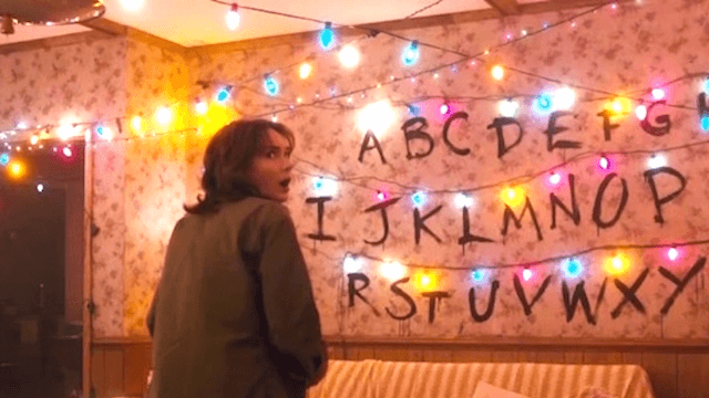 7 life lessons i learned from stranger things - Stranger Things Christmas Decorations