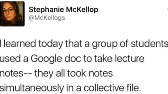 Students Came Up With This Genius Way To Take Notes & It'll Change College Forever