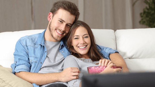 Study says Netflix and chill will make your love last.
