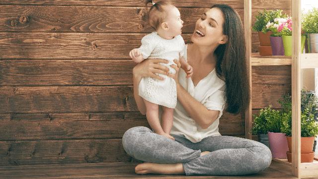 Study shows moms are smoking more marijuana than ever.