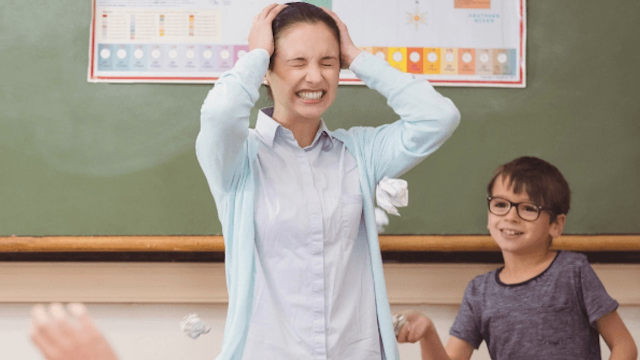 Substitute teachers share the unthinkable things students have put them through.
