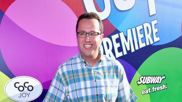 Subway mascot Jared Fogle becomes smaller than we could have ever imagined, pleads guilty to kid porn.