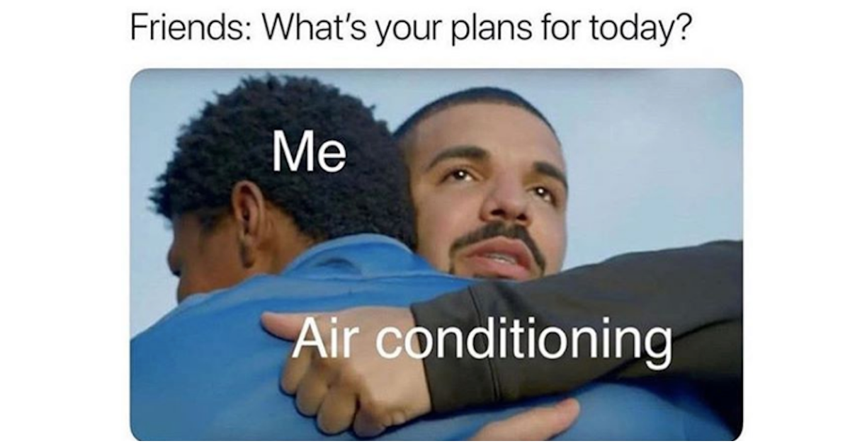 Image result for heat meme