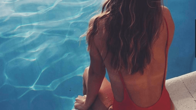 Company promises free swimsuits for Instagram shares, immediately regrets it.