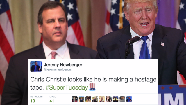 27 of the funniest reactions from comedians on Twitter to the Super Tuesday primary results.