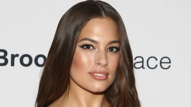 Supermodel Ashley Graham's family discussed her pubes in a group chat. She has proof.