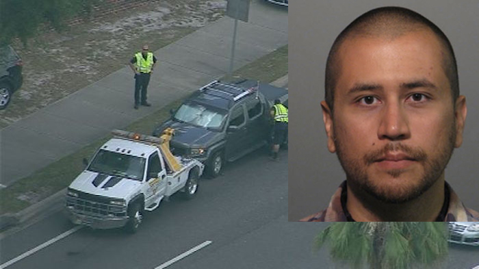 SURPRISE! George Zimmerman involved in another shooting.
