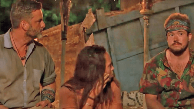 Outrage across the board after 'Survivor' loser outs transgender contestant on-air.