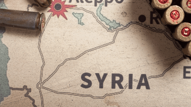 Confused about the situation in Syria? Let this video break it down for you.