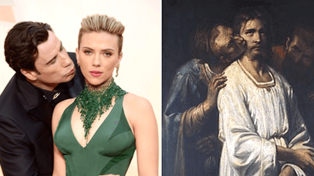 Tabloid Art History uncannily matches paparazzi pics with real masterpieces.