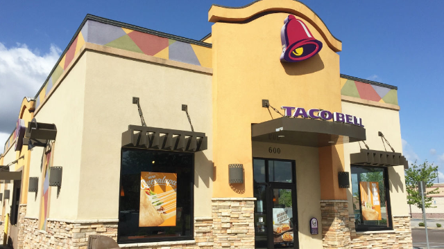 Angry Taco Bell employee accused of throwing cheesy hot burrito at boss.