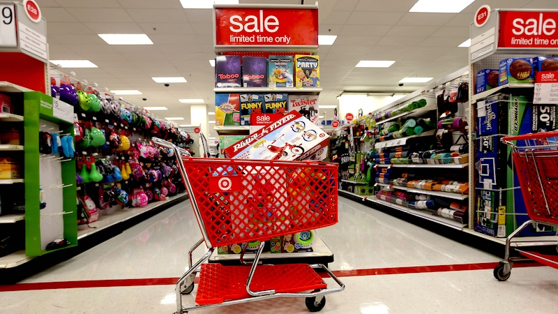 Target is changing their kids department to be more PC, and people are furious.