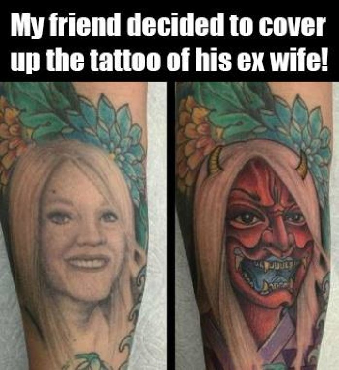 31 Hilarious Memes Anyone With A Tattoo Needs To See Someecards Memes