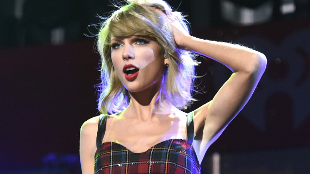 Taylor Swift's in legal trouble for lashing out at a critic who called her an alt-right icon.