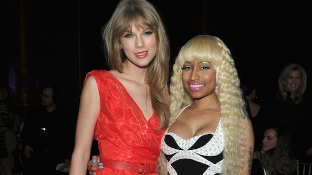 Taylor Swift wins fight with Nicki Minaj by tweeting apology so gracious it hurts.