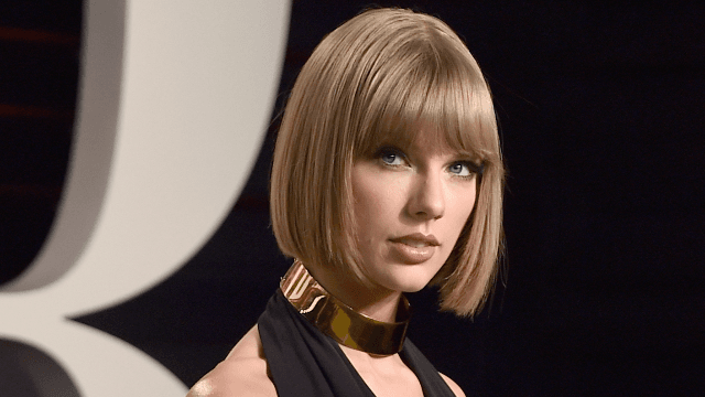 Taylor Swift posted a Tumblr comment that pissed off so many fans, she deleted it.