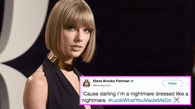 The 22 funniest tweets about Taylor Swift's new song.
