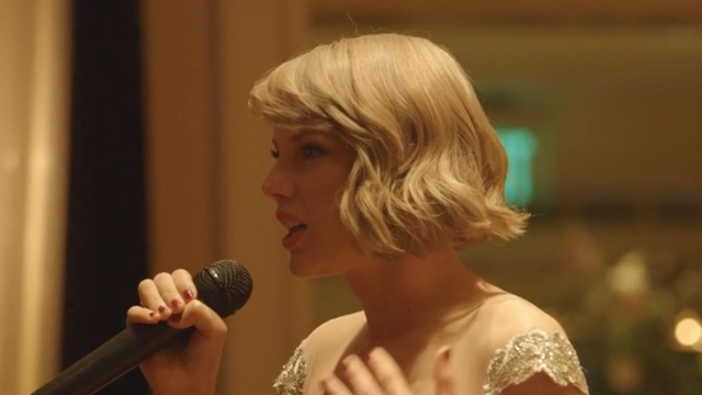 Taylor Swift's maid of honor toast at her BFF's wedding is the most Taylor Swift thing ever.