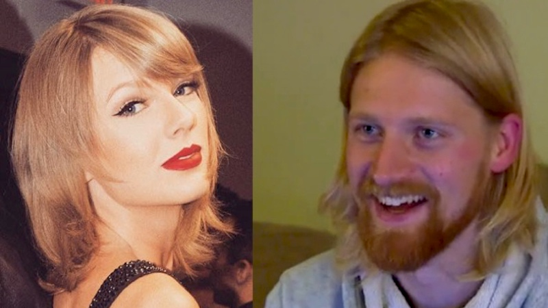 A Tale of Two Swifts: Seattle man named Taylor Swift experiences daily confusion, fan mail.